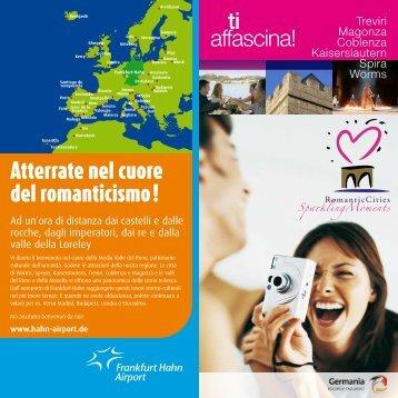 ti affascina! - Romantic Cities