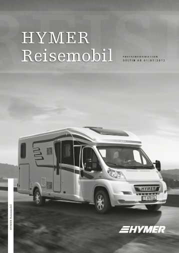 HYMER Reisemobil HYMER Reisemobil
