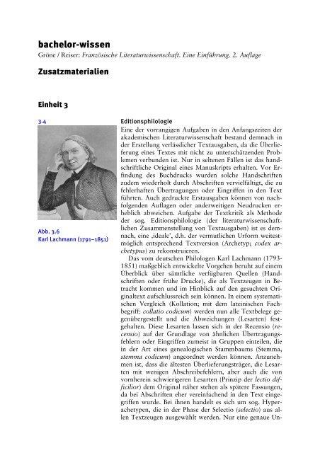 bachelor-wissen - Narr.de