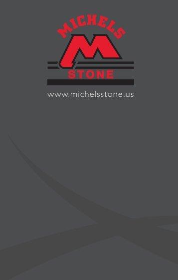 Michels Stone Brochure