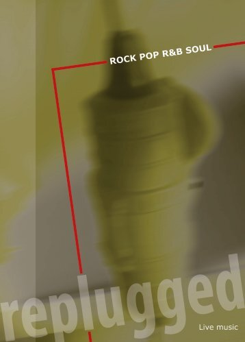 Flyer - replugged