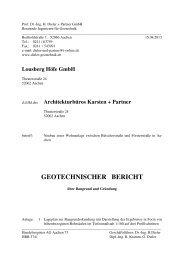 Geotechnischer Bericht (PDF)