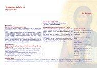 Santissima Trinità A - Diocesi di Parma