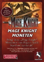 mage knight moneten mage knight moneten