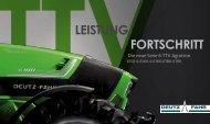 Prospekt Serie 6 TTV - Keller Technik AG