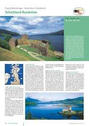 12.06. 8 Tage Schottland - AMOS Reisen
