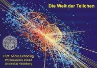 Die Welt der Teilchen