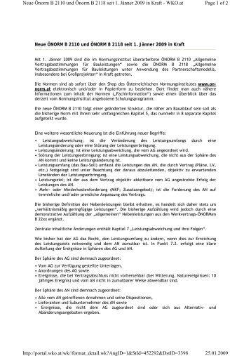 ON B 2110 und 2118 aus 2009 Überblick.pdf - Der Sachverstand