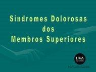 Parte 15: Sindrome Dolorosa Membro Superior I