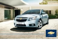brochure - Chevrolet