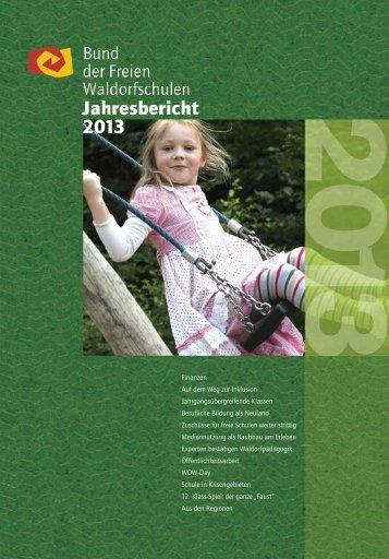 Download 5 MB (PDF) - Bund der Freien Waldorfschulen