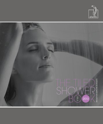 The Tiled shower book - Home Show