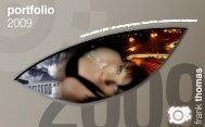 portfolio 2009 - Application 2009