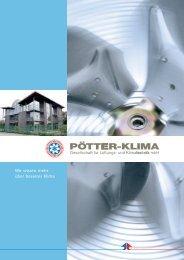 PÖTTER-KLIMA GmbH