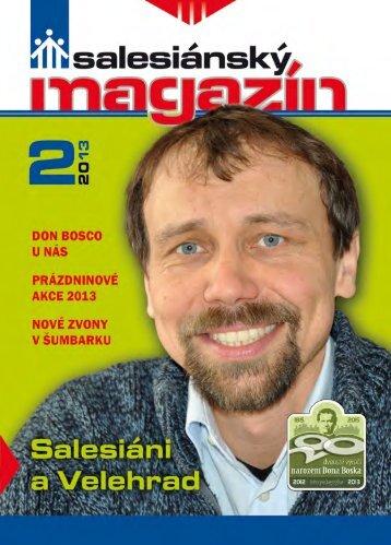 Salesiánského magazínu 2/2013 - Salesiáni Dona Boska