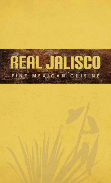 Untitled - Real Jalisco Fine Mexican Cuisine