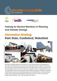 Information Briefing: Park Dale, Castleford, Wakefield - Town and ...