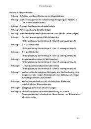 5/51 Anhang 1: Magnetbänder Anhang 1.1: Aufbau und ...