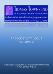 Download our full brochure here - We Do Packaging