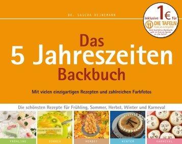 vorschau - Das 5 Jahreszeiten Backbuch