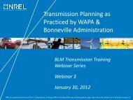 Presentation 3 - National Training Center
