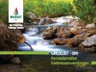WALDLUST – Die Urkraft des Thüringer Waldes