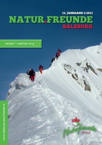 Ortsgruppe Rauris - Naturfreunde Salzburg