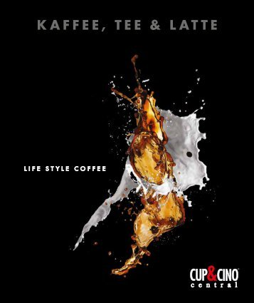 Genusskarte central - Coffee House