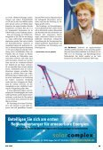 Offshore braucht Erfahrungsträger - FINO3 - Seite 2