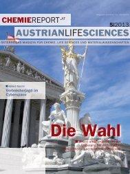 Chemiereport 2013/05