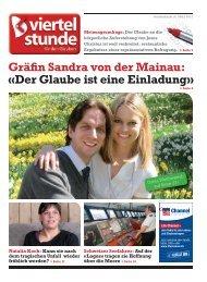Magazin - Viertelstunde.ch