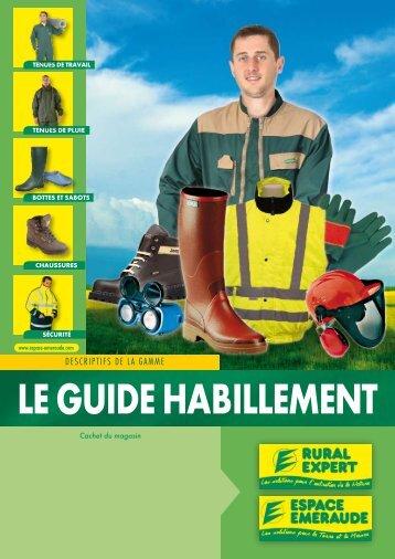 le Guide habilleMent - Ruaux Motoculture