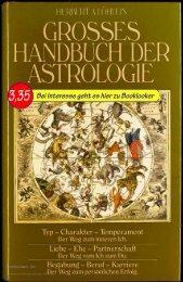 Herbert A. Löhlein Grosses Handbuch der Astrologie