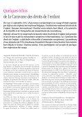 DOSSIER : droits de l'enfant en Europe - Dynamo International - Page 4