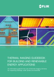 THERMAL IMAGING GUIDEBOOK FOR BUILDING AND ...