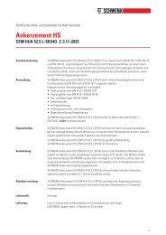 und Datenblatt Ankerzement HS CEM III/A 52,5 L-SR/HO