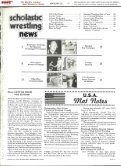 Letterdrom the Editor [& - Wrestling USA Magazine - Page 3