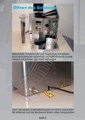 Öffnen der Jura S-Serie - KOMTRA GmbH - Page 3
