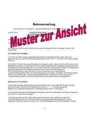 Details Zum Vorabendevent Muster Rahmenvertrag Procurech
