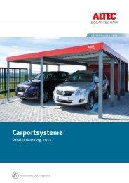 CarportSystem FINESS - Encotec