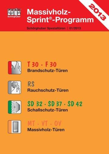 Fax - Auftrag Massivholzprogramm - Schörghuber