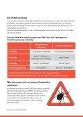 Zecken übertragen Krankheiten – Wie können Sie sich ... - arzthaus - Seite 3