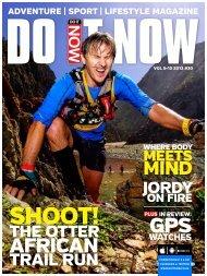 Download pdf - file size - DO IT NOW Magazine
