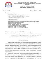 revised pension/family pension of pre-2006 pensioners - Pensions