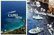 australian gourmet traveller - Capri Palace