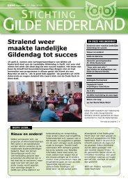 Nieuw en anders! - Gilde Nederland