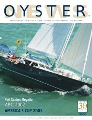 Download PDF - Oyster Yachts