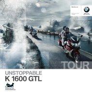 Brochure K 1600 GTL