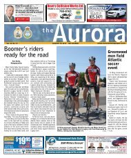 Aug 19 2013 - The Aurora Newspaper