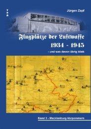 Fliegerhorst SEE - Flugplätze der Luftwaffe 1934 – 1945